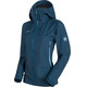 Mammut Meron Light Jas Dames blauw